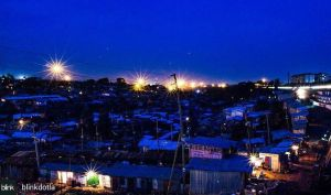 kibera lighting