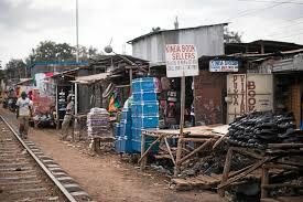 kibera rail